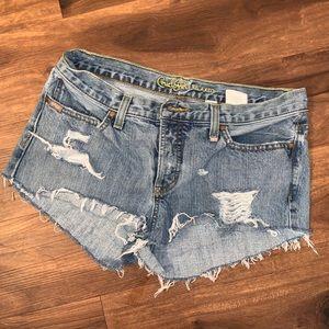 Cruel Girl DIY shorts, Size 9